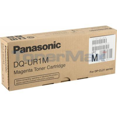 PANASONIC DP-CL21 TONER CART MAGENTA